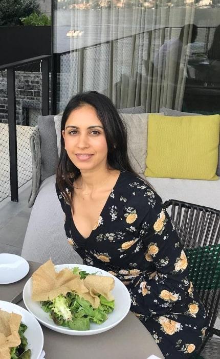 Priya Runchal in 2018