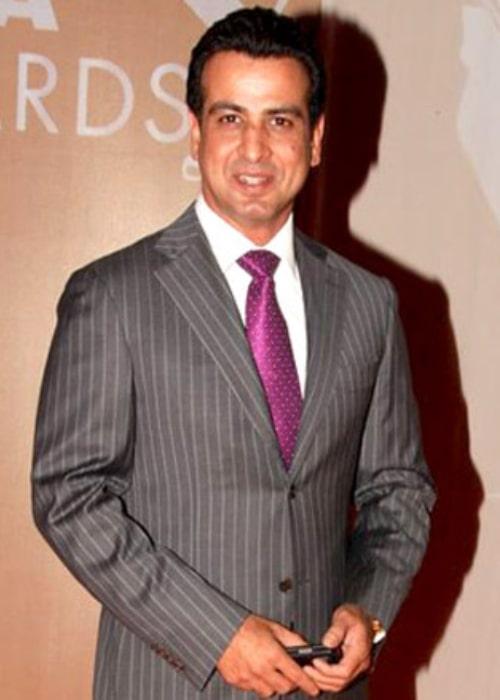 Ronit Roy as seen at Sahara IPL Awards