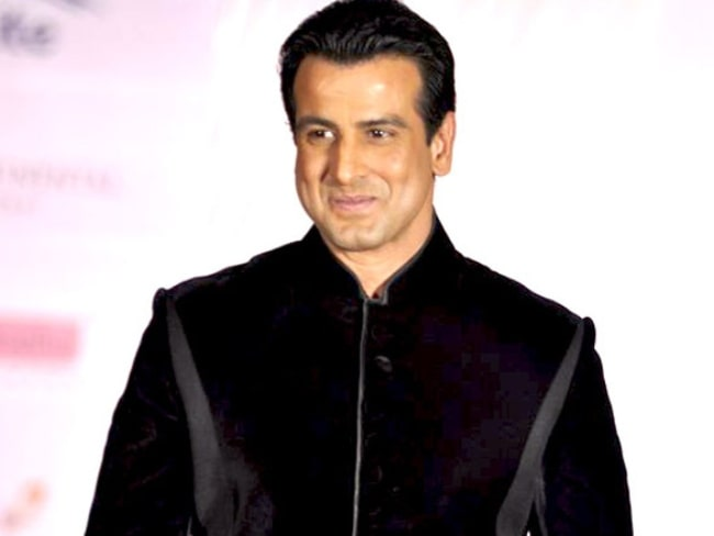 Ronit Roy at CPAA charity fashion show
