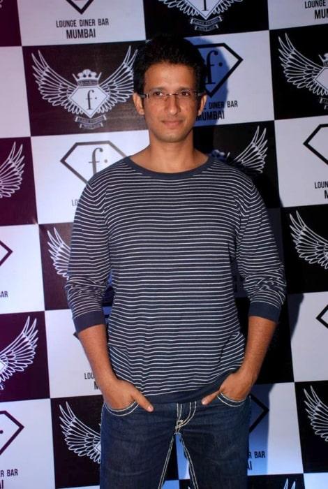 Sharman Joshi pictured at F-Bar launch in 2012