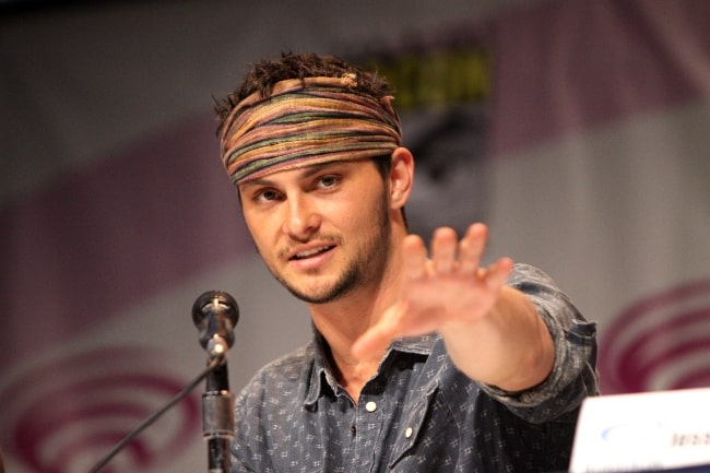 Shiloh Fernandez as seen while speaking at the 2013 WonderCon at the Anaheim Convention Center in Anaheim, California