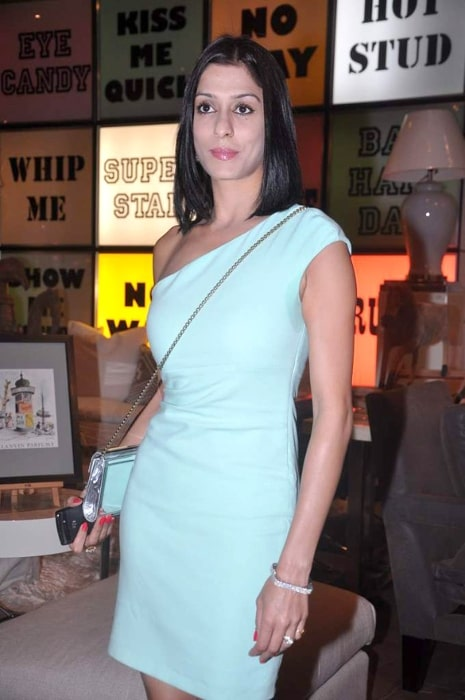Shilpa Saklani pictured at the Charcoal-Houseproud.in launch in 2012