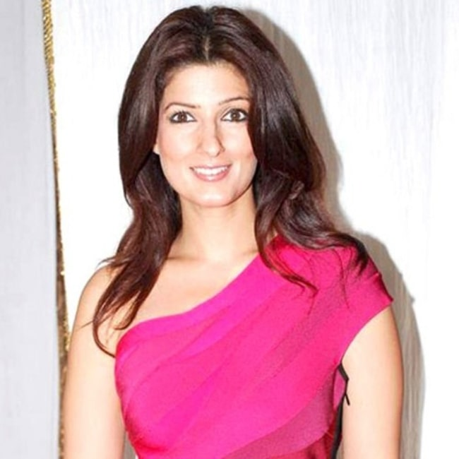 Twinkle Khanna as seen at the launch of her own interior design store named The White Window