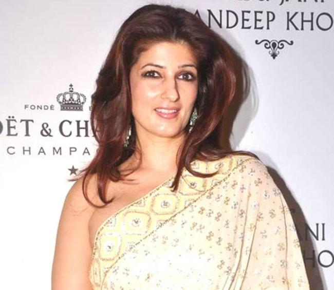 Twinkle Khanna in 2012
