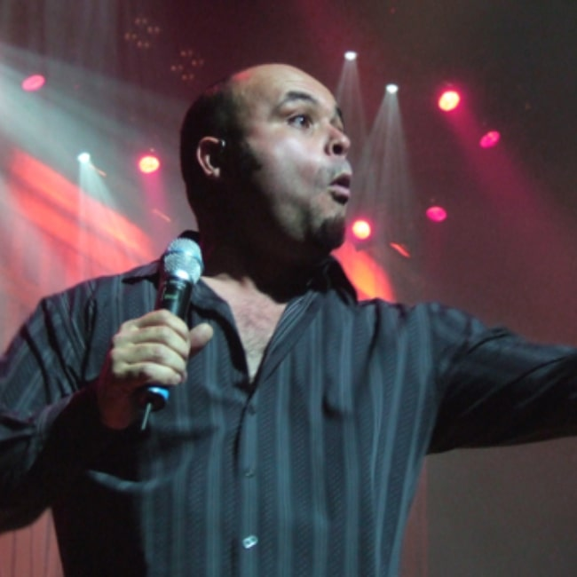 Tyler Stewart as seen in a picture that was taken at at Massey Hall in downtown Toronto, Ontario, in November 2005