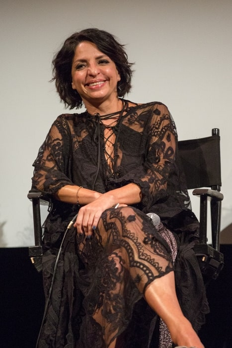 Veronica Falcón at the ATX Television Festival presentation of the TV show 'Queen of the South' in 2016