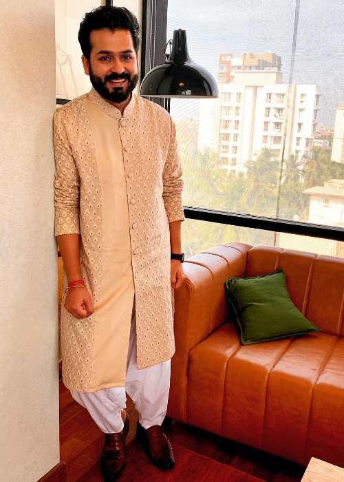 Aditya Dhar as seen dressed in ethnic wear in 2019