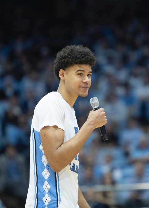 Cameron Johnson as seen in an Instagram Post in March 2019