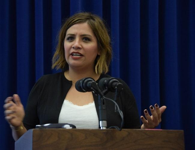 Cristela Alonzo in 2016
