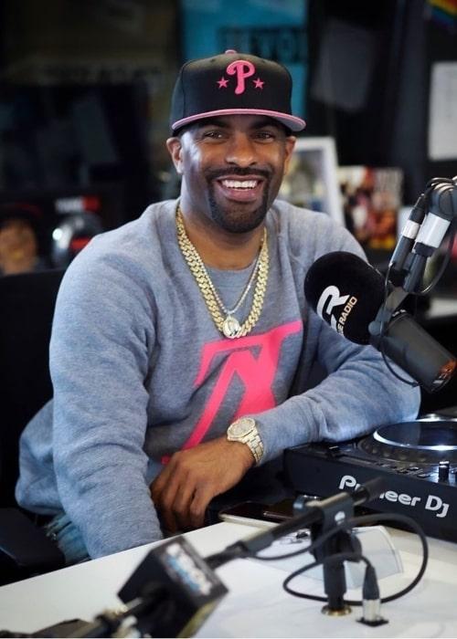 DJ Clue as seen in an Instagram Post in August 2020