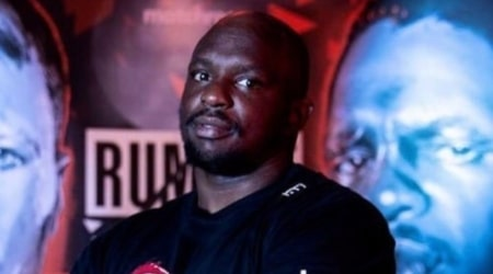 Dillian Whyte Height, Weight, Age, Body Statistics