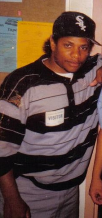 Eazy-E in 1993