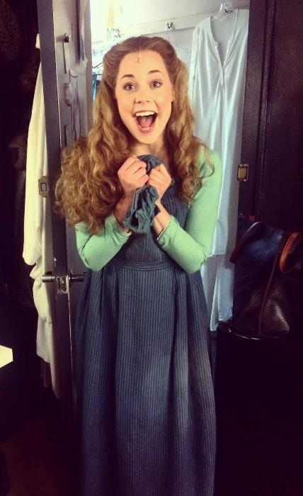 Erika Henningsen as seen in an Instagram post in October 2018