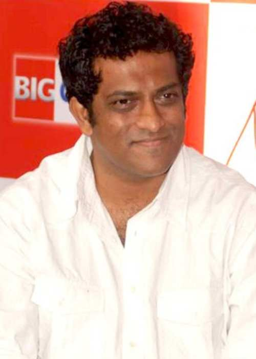 Famous Indian director Anurag Basu