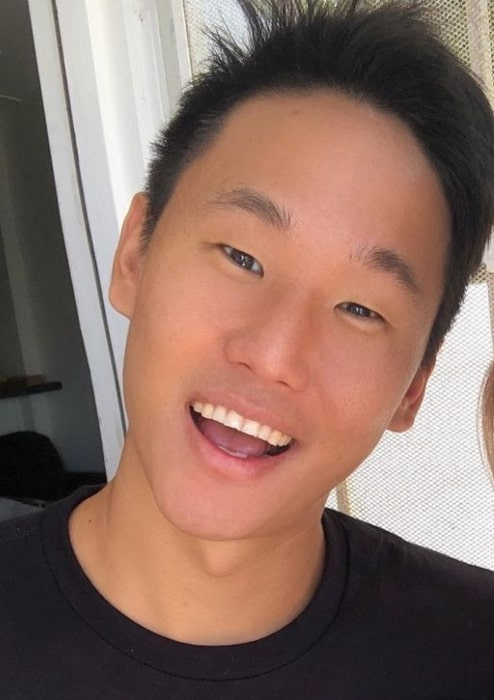Jason Park in November 2020
