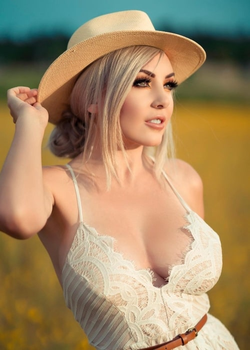 Jessica Nigri as seen in an Instagram Post in May 2021