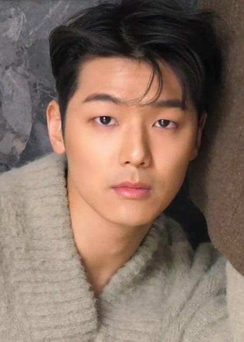 Kang Min-hyuk in 2020