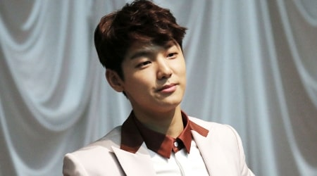 Kang Min-hyuk Height, Weight, Age, Body Statistics