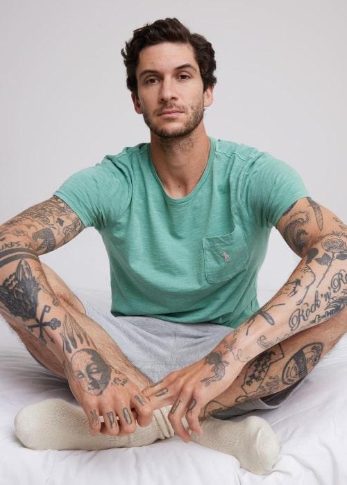 Matthias Dandois as seen in an Instagram Post in July 2021