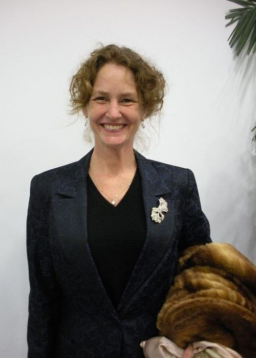 Melissa Leo as seen smiling in 2011