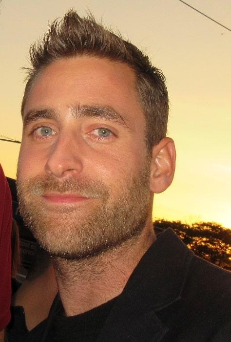 Oliver Jackson-Cohen in 2018