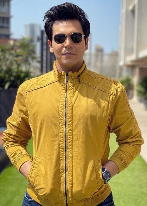 Raj Anadkat as seen in February 2021