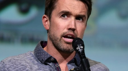 Rob McElhenney Height, Weight, Age, Body Statistics