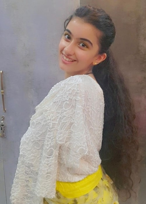 Ruhana Khanna in June 2021