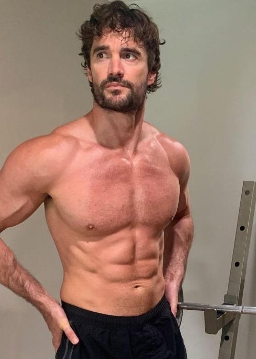 Thom Evans as seen in an Instagram Post in October 2020