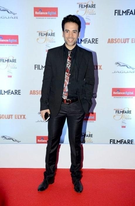 Tusshar Kapoor at Filmfare Glamour & Style Awards
