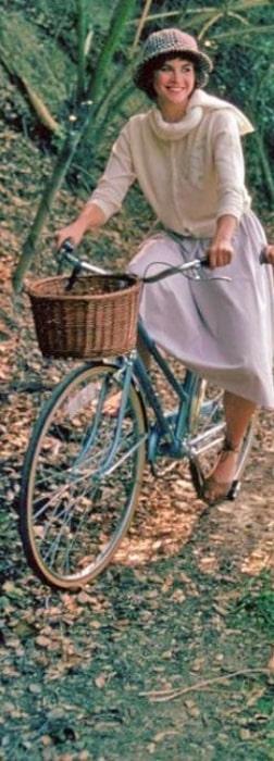 Ally Sheedy in a scene in the movie Oxford Blues (1984)