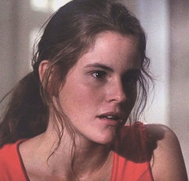 Ally Sheedy in a still from the film WarGames (1983)