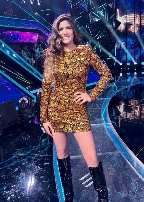 Ananya Birla as seen in an Instagram Post in February 2021