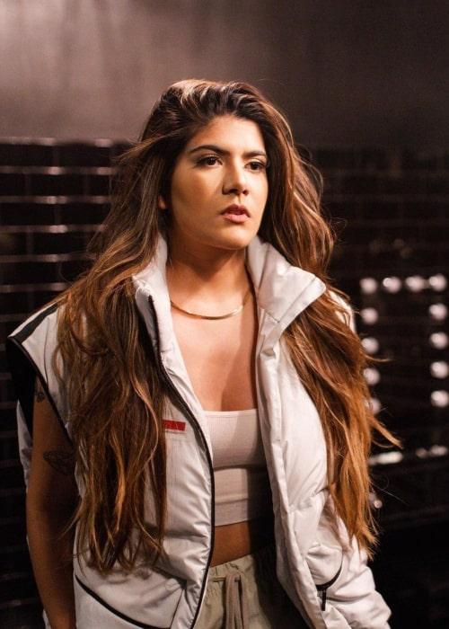 Ananya Birla as seen in an Instagram Post in March 2021
