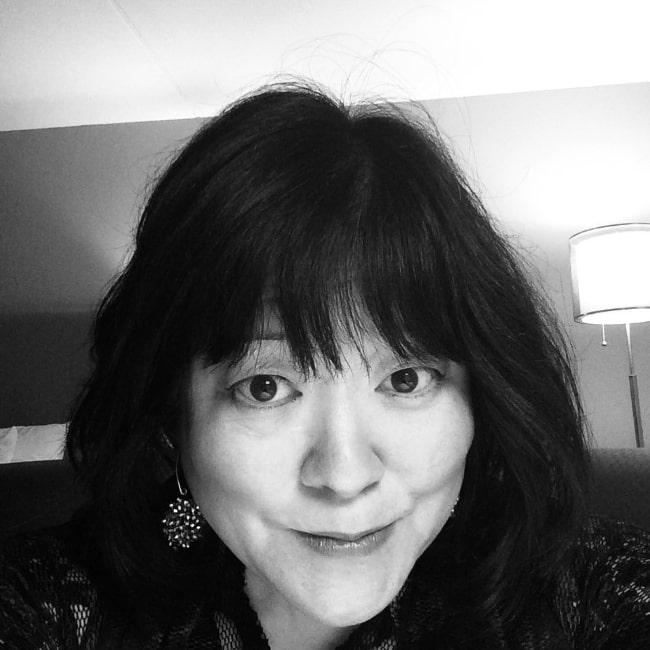 Ann Harada in July 2020