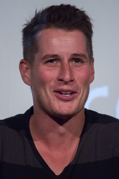 Brendan Fehr as seen at the ATX TV Festival 2014 for the TV show 'Roswell'