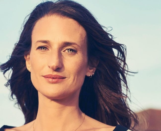 Camille Cottin as seen in April 2019