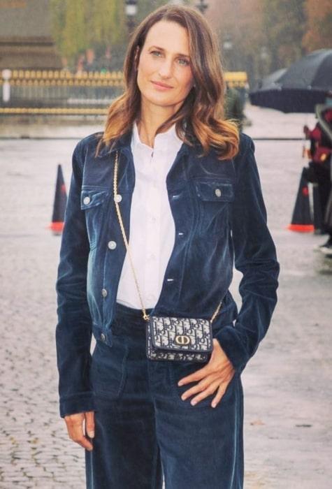 Camille Cottin in September 2020