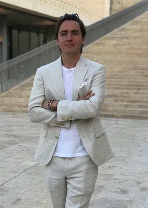 Edoardo Mapelli Mozzi as seen in September 2018