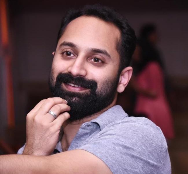 Fahadh Faasil at 'Kuttanpillayude Sivarathri' audio launch