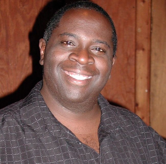 Gary Anthony Williams as seen at Manuel's Tavern on May 3, 2007, during a benefit performance with Laughing Matters
