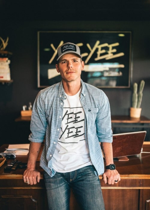 Granger Smith as seen in an Instagram Post in May 2021