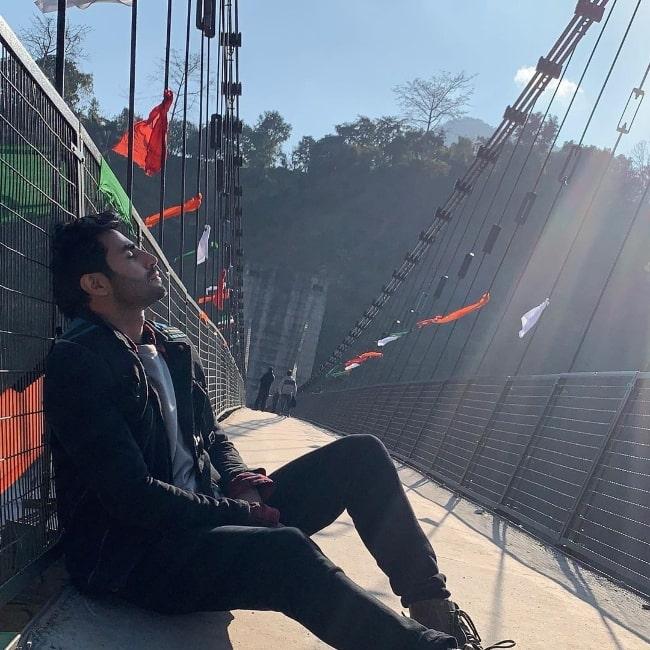 Karan Jotwani in December 2020