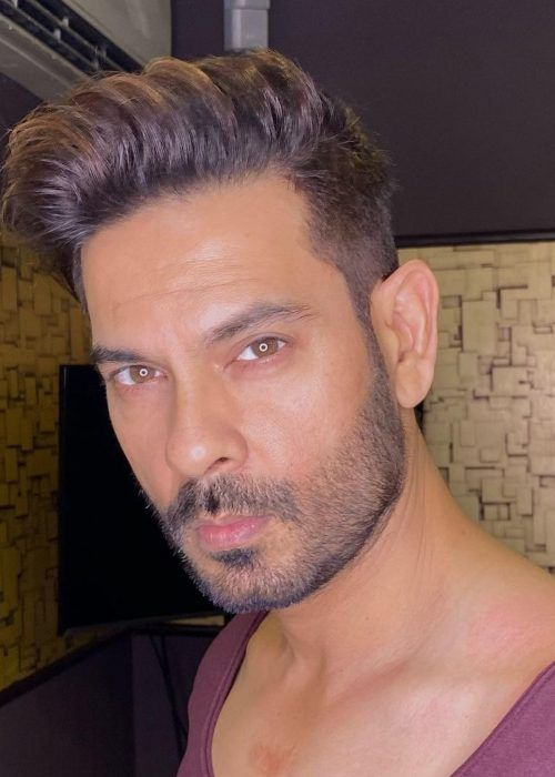 Keith Sequeira as seen in a selfie in August 2021