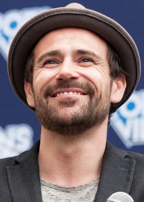 Matt Ryan at London Fan Fest in 2017