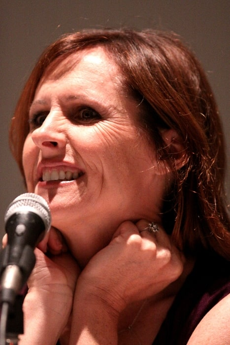 Molly Shannon as seen on the 'Neighbors from Hell' panel at the 2010 San Diego Comic Con in San Diego, California