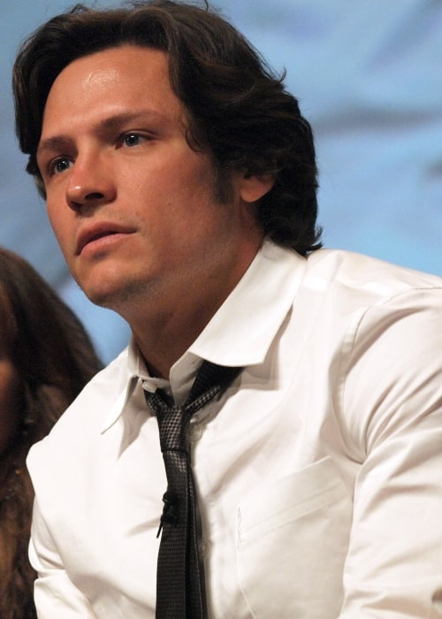 Nick Wechsler as seen in a picture that was taken at the PaleyFest on March 11, 2012