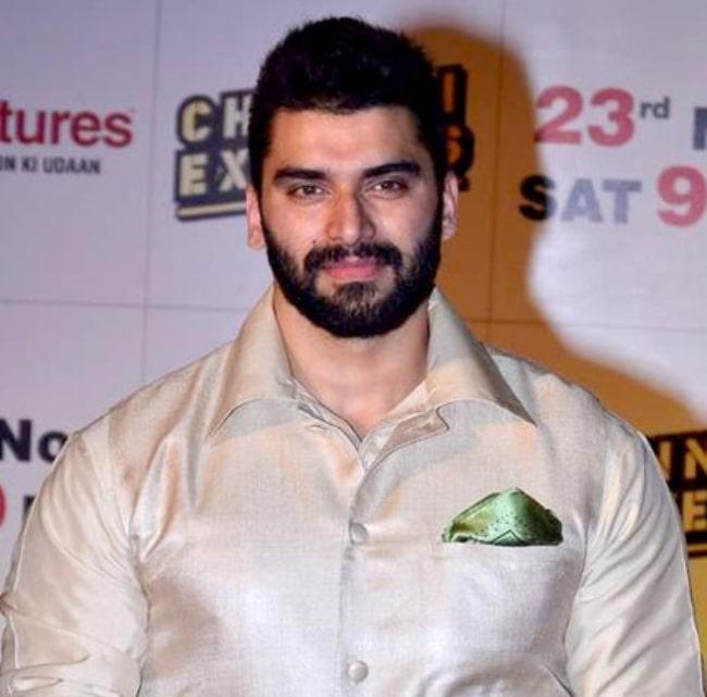 Nikitin Dheer as seen at the success bash of his 2013 film 'Chennai Express'