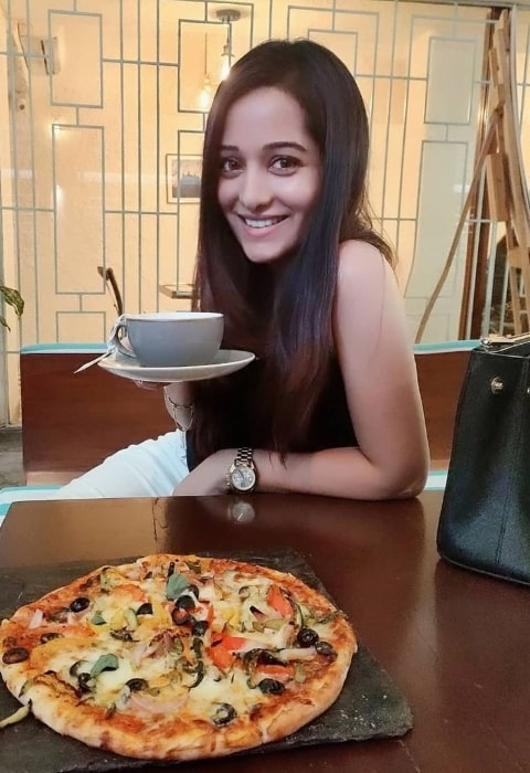 Preetika Rao as seen while enjoying her time at one of her favorite hangouts