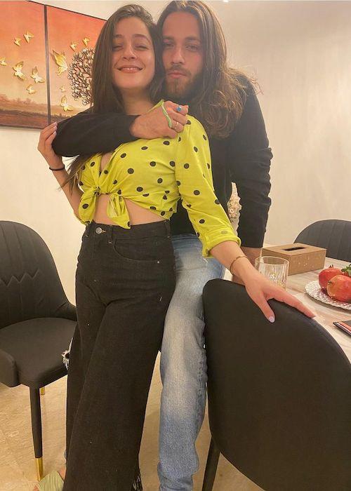 Priyal Gor and Neeraj Gor